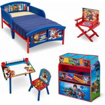 PAW Patrol Bedroom Room-in-a-Box