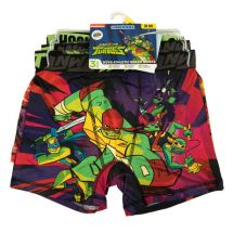 Rise of the Teenage Mutant Ninja Turtles Boys Underwear
